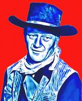 John Wayne in Red River