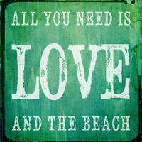 All You Need Is Love And The Beach Square