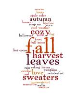 Fall Wordle 2 8x10