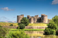 Caerphilly Castle 7