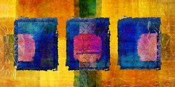MoltenHuesAbstractPanel