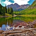 """Maroon Bells"" by phillipc81"