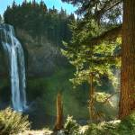 """0251 Salt Creek Falls"" by vincentlouis"