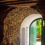 """Ancient Nikolaihof Wine Cellars, Wachau Valley"" by mjphoto-graphics"