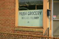 Polish Grocery in Trenton, New Jersey