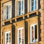 """Windows of Krakow"" by mjphoto-graphics"