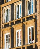 Windows of Krakow