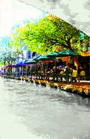 San Antonio Riverwalk, An Original - Limited Editi