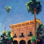 """Balboa Park San Diego Casa de Balboa"" by BeaconArtWorksCorporation"