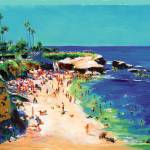 """La Jolla Cove San Diego"" by BeaconArtWorksCorporation"