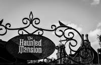 The Mansion - Black and White