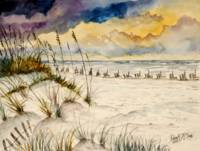 destin florida beach art print
