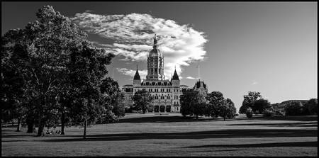Connecticut Capitol Bulding