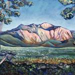 """El Capitan Mountain San Diego County"" by BeaconArtWorksCorporation"