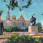 """Balboa Park San Diego California El Cid"" by BeaconArtWorksCorporation"