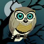 """""""blue_owl"""" by markashkenazi"""