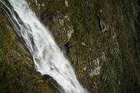Sutherland Falls from Above