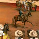 """Azteca Horse at the Charreada"" by jacksby"