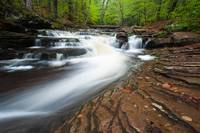 Pennsylvania Allegheny Mountain Ricketts Glen Stat
