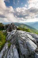 Southern Appalachian Blue Ridge Mountain Scenic La