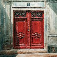 Parisian Door No.9