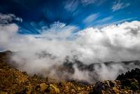 Clouds in Haleakala