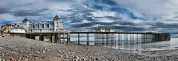 Penarth Pier Panorama 2