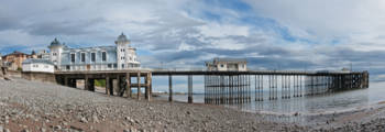 Penarth Pier Panorama 1