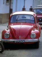 Sao Tom Red VW