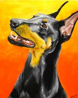 Doberman Pincer