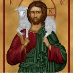 """Christ the Good Shepherd"" by DeaconLawrence"