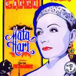 """Poster of Mata Hari"" by ArtCinemaGallery"