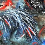 """Freedom Sprit - Majestic Horse"" by AmyLynBihrle"
