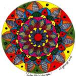 """Lotus Kaleidoscope"" by Heartworks"