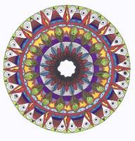 You are the Center Mandala