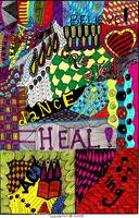 Believe, Create, Heal Affirmation
