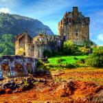 """""""Eilean Donan Castle"""" by ianjeffrey"""