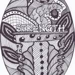 """Strength"" by Heartworks"