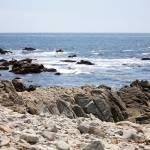 """Rocky California Coastline"" by Groecar"