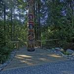 """Capilano Canyon, N. Vancouver 6 April"" by PriscillaTurner"