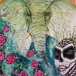 """""""Elephant Keeper"""" by ArtPrints"""
