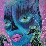 """""""Seahorse Serenade"""" by ArtPrints"""