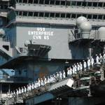 """USS ENTERPRISE (CVN 65) #17"" by iShip"
