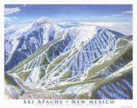 Ski Apache Resort, New Mexico