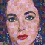 """Elizabeth Taylor #3"" by RandalHuiskens"