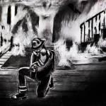 """Braving the Inferno"" by AlexisRosasco"