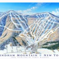 """Windham New York"" by jamesniehuesmaps"