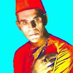 """Boris Karloff in The Mummy"" by ArtCinemaGallery"