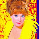 """Shirley MacLaine in What a Way to Go!"" by ArtCinemaGallery"