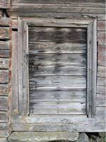 Old Storehouse Door